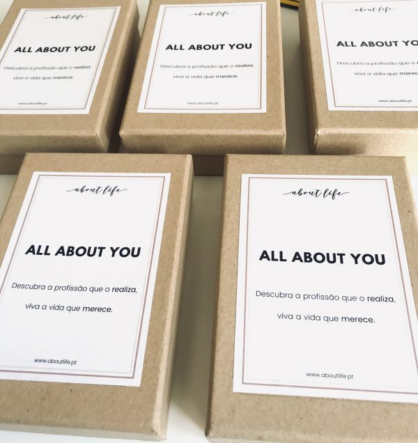 Cartas All About You