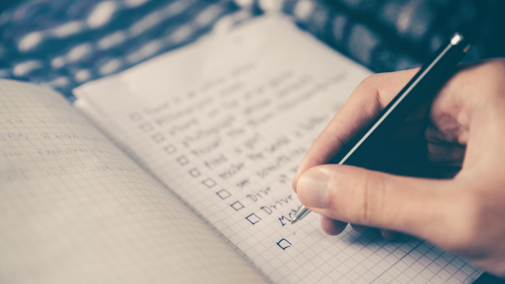Pontos chave para começar a planear o futuro