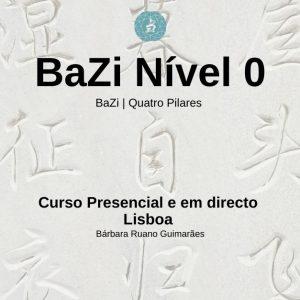 BaZi Nível 0 Presencial